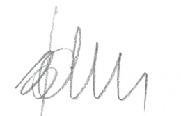 Signature Nadine Ballmer